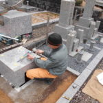 舞鶴市 東舞鶴でのお墓建立工事