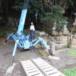 京都府西舞鶴寺院墓地にてお墓の撤去工事(お墓じまい)